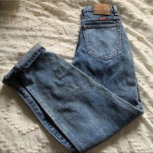 Wrangler Vintage 11 High-waisted Jeans